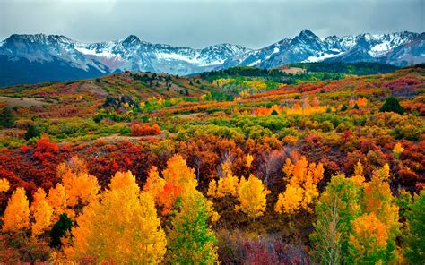 colorado scenic beauty natural attractions landscape fall