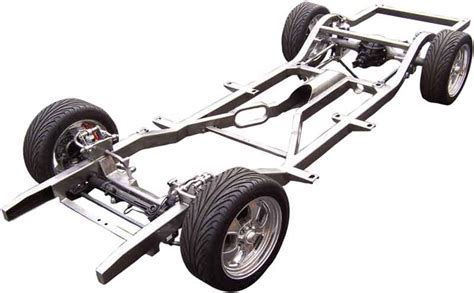 History of Automobile Chapter 2  Vehicle Frame part 2