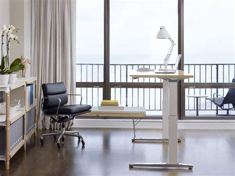 herman miller standing desk hermanmiller renew rectangular sit stand desk wood the