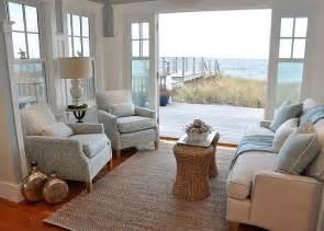 Small Homes Interior Design Ideas Cottage With Neutral Coastal Decor Home Bunch Interior Design Ideas