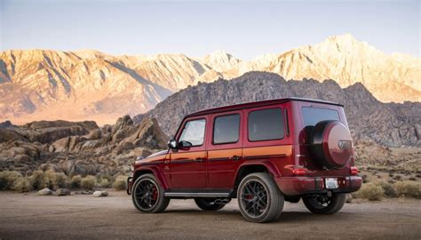 Vehicle prices subject to change without notice. 2021 Mercedes Benz G-Class/Wagon price and specs ⋆ Sellatease Blog