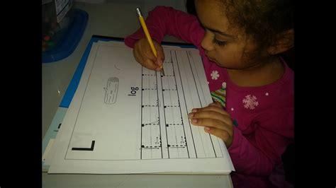 teach  toddler handwriting easily youtube