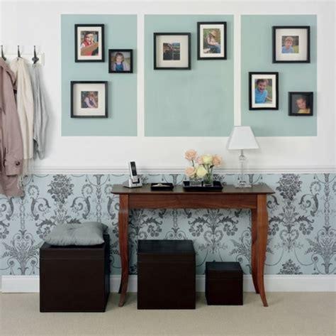 Wandgestaltung Wohnzimmer Wände by Farbe W 228 Nde Gestalten