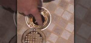How To Clean Your Shower Drain Properly Plumbing