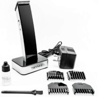 trym ii review rechargeable modern hair clipper kit