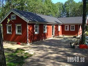 Einfaches Holzhaus Bauen : hus49 ab schwedenhaus fertighaus das original aus schweden v tternsee fertighaus bungalow ~ Sanjose-hotels-ca.com Haus und Dekorationen