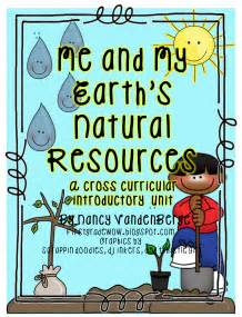 First Grade Natural Resources