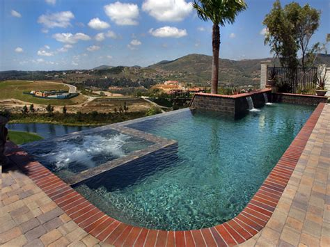 orange county contemporary geometric pool san diego