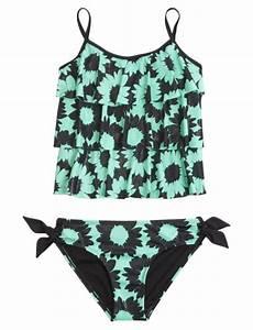 Daisy Tankini Swimsuit | Girls Swimsuits Swim | Shop ...