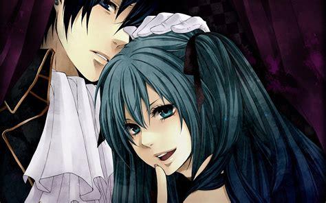 anime cool boy and girl love anime boy girl wallpaper anime wallpaper better