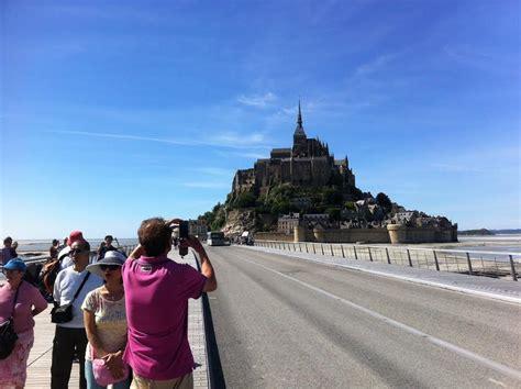 mont saint michel day   rennes  saint malo