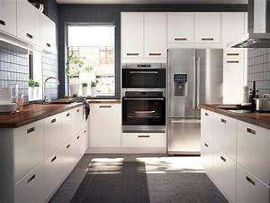 Küche L Form Ikea : k che in u form moderne k chen ideen und inspirationen mit bildern k chenfinder ~ Yasmunasinghe.com Haus und Dekorationen