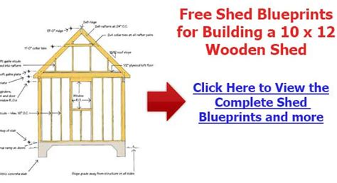 10 by 12 shed plans free free 10 215 12 storage shed building plans plans diy how to