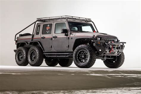 Jeep Jk Truck by 2012 Jeep Wrangler Jk Hell Hog Picture 665937 Truck