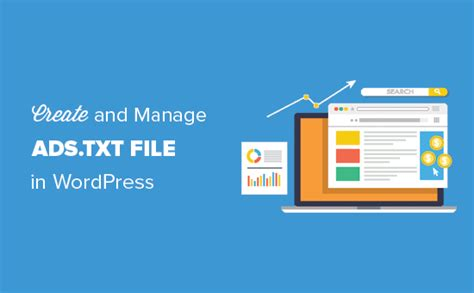 How To Create And Manage Adstxt Files In Wordpress