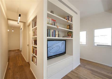 m canapé convertible meuble tv bibliothèque réalisé sur mesure