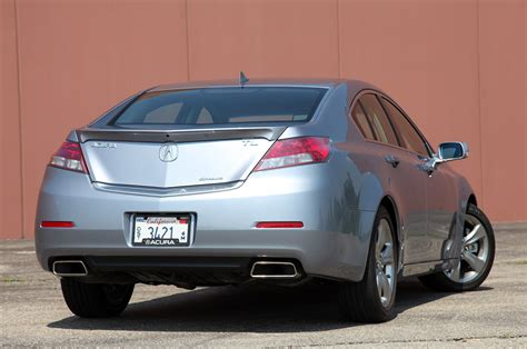 Acura Tl Review by 2012 Acura Tl Sh Awd Review Photo Gallery Autoblog