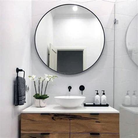 Bathroom Mirror Decorating Ideas by Top 50 Best Bathroom Mirror Ideas Reflective Interior