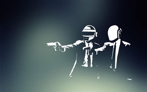 Daft Punk, Pulp Fiction Wallpapers HD / Desktop and Mobile ...