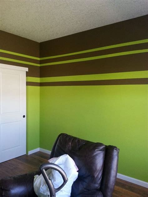 Bedroom Paint Ideas Stripes by Painting Ideas For Trevor S Bedroom Room Paint Lime