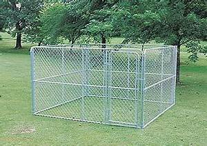 dog kennels pet accessories With chain link dog kennel panels