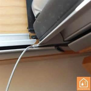 Pieces Detachees Velux : poser un store velux comment faire bricolage facile ~ Melissatoandfro.com Idées de Décoration
