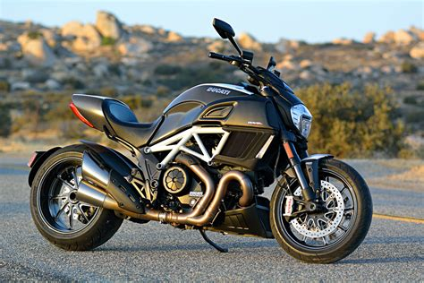 ducati motorcycle 2015 ducati diavel carbon md ride review