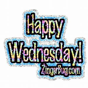 Wonderful Wednesday Glitter Graphics, Comments, GIFs ...