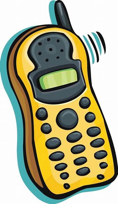Clipart Phone Clip Telephone Telefonino Plaatjes Telefoons