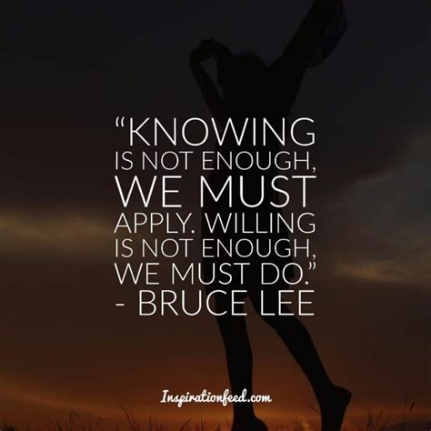 bruce lee quotes   improvement inspirationfeed