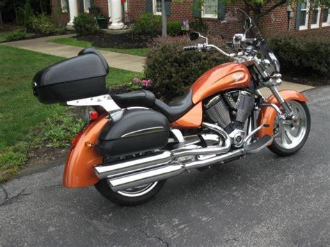 2007 Victory Kingpin Touring Motorcycle