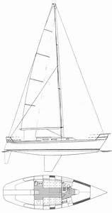 Sailboatdata Com  35 Sailboat