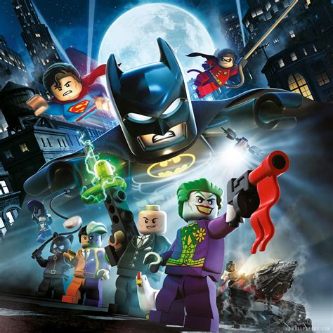 lego batman   dc super heroes unite wallpaper