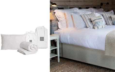 the best hotel bedding and pillows to use at home travel leisure