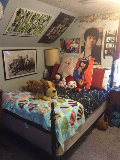 kpop bedroom  sujuheechul asianfanfics