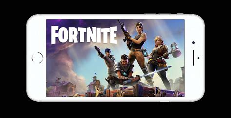 fortnite battle royale  hit mobile devices  future