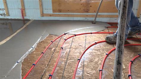 plancher chauffant b 233 ton autonivelant sgi