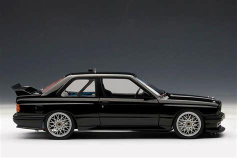 Autoart Bmw M3 (e30) Dtm Plain Body Version Black