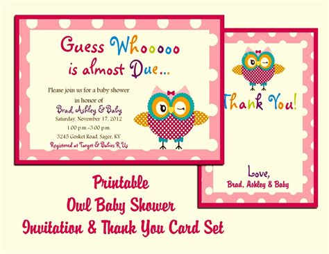 blank printable baby shower invitations templates