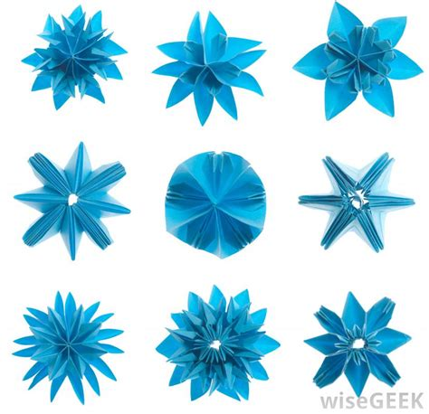 types  origami christmas crafts