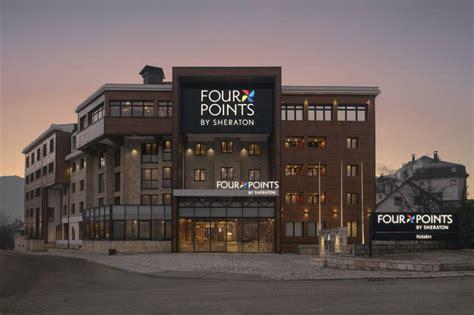 Hotel Four Points By Sheraton Kolasin  Montenegro Cipa