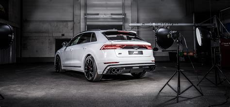 Audi Q8 Tuning Abt by Audi Q8 Abt Sportsline
