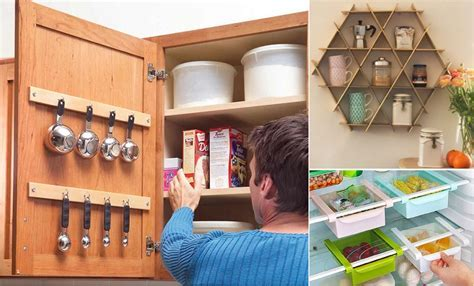 Quick and Clever Kitchen Storage Ideas   Home Design