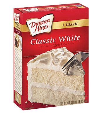 Duncan hines is recalling four different types of cake mix because of potential salmonella contamination, its parent company conagra brands announced in a statement. Duncan Hines Cookie Recipes Using Cake Mix / Recipe ...