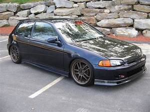 1995 Civic hatchback honda si