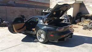 93 U0026 39  Mazda Rx7 R1 70k Miles Custom 6 2 Ls3 T56 Widebody