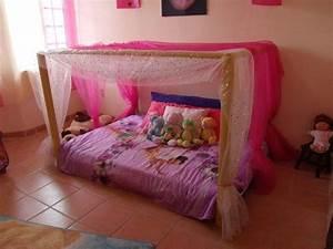 Lit Cabane Au Sol : lit au sol a mois il est donc pass au lit de ucgrandud ~ Premium-room.com Idées de Décoration