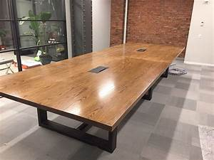 Hand, Crafted, Custom, Conference, Table, By, Greg, Pilotti, Furniture, Maker