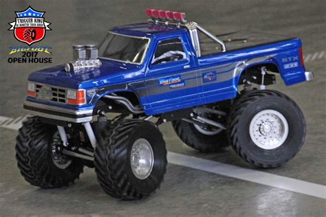 bigfoot rc monster truck bigfoot ranger specialty trigger king rc radio