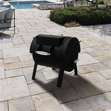 dyna glo signature series portable tabletop charcoal grill